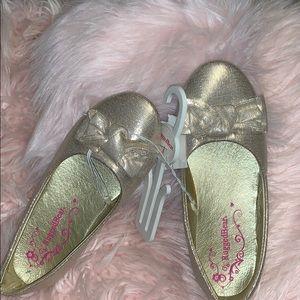 Rugged Bear Size 1 Ballet Flats